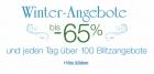 Winter-Angebote bis -65% vom 26.12. – 30.12. @Amazon.de Blitzangebote
