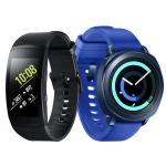Samsung Gear Sport R600 + Gear Fit 2 Pro um 144 € statt 334,19 €