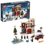 LEGO Creator – Winterliche Feuerwache (10263) um 54 € statt 65,53 €