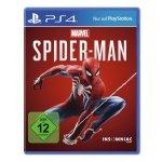 Marvel's Spider-Man für PlayStation 4 um 15,62 € statt 19,99 €