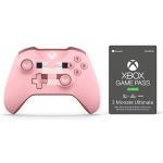 Xbox Wireless Controller + Gamepass Ultimate um 38,48 € statt 54,73 €