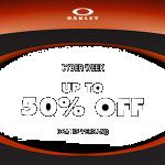 Oakley Black Friday: bis zu -50% auf (Sonnen)brillen & Bekleidung