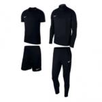 "Nike Trainingsset ""Academy 18"" 4-teilig um 51,99 € statt 82,04 €"