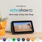 Echo Show 5 – kompaktes Smart Display mit Alexa um 55,45€ statt 89,99€