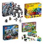 LEGO bis zu 40% reduziert – z.B. War Machine Buster um 19,99 €