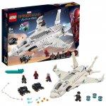 Lego Far From Home Stark-Jet + Drohnenangriff um 31,99 € statt 42,99 €