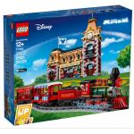 LEGO Disney Zug mit Bahnhof (71044) um 230,99 € statt 327,50 €