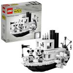 Lego Ideas Steamboat Willie um 71,99 € statt 88,28 €