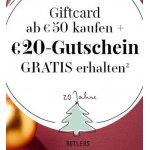 Butlers.com – 50 € Giftcard kaufen + 20 € Gutschein GRATIS erhalten