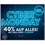 Conleys Cyber Monday – 40% Rabatt auf den gesamten Einkauf!
