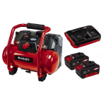 Einhell Kompressor-Set inkl. 2x 4Ah + Twincharger um 259€ statt 329 €