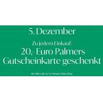 Palmers Onlineshop – 20 € Palmers Gutschein GRATIS zu jedem Einkauf