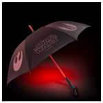 Star Wars Lichtschwert Regenschirm um 22,99 € – mit Pulli um 36,99 €