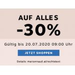 Marionnaud.at – 30 % Rabatt auf fast ALLES – nur heute bis 23:59 Uhr!