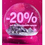 20% Rabatt auf die Grundgebühr bei Magenta – bis 24.12.!