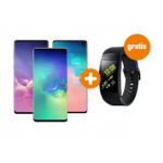 Samsung Galaxy S10 128GB + Gear Fit 2 Pro Large um 679 € statt 860 €