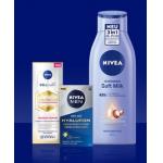 Nivea Gesichtsprodukte – 3 € Rabatt ab 9 € Einkaufswert bei Amazon