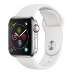 Apple Watch Series 4 (LTE, 44mm) Edelstahlgehäuse um 399 € statt 643 €