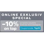 Deichmann – 10% Extra-Rabatt auf reduzierte Online Exklusiv Produkte