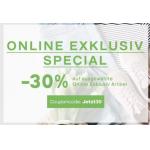 Deichmann – 20 % Extra-Rabatt auf Online Exklusiv Produkte