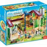 playmobil Großer Bauernhof mit Silo (70132) um 51,67 € statt 72,99 €