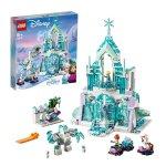 LEGO Disney Princess – Elsas magischer Eispalast (43172) um 45,37 €