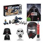 Star Wars Produkte stark reduziert – nur heute bei Amazon.de