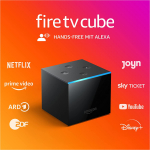 Fire TV Cube 4K Ultra HD-Streaming-Mediaplayer um 90,74 €