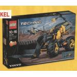 LEGO Technic – Volvo Konzept-Radlader Zeux ab 48 € statt 93,52 €