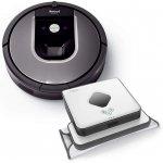 iRobot Roomba 960 Saug- & Braava 390t Wischroboter um 499,99 €