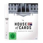 House of Cards – Die komplette Serie (Blu-ray) um 34,97 € statt 84,99 €