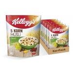 Kellogg's 5-Korn Müsli Fruit (5 x 500 g) um 5,51 € statt 14,95 €