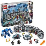 LEGO Marvel – Iron Mans Werkstatt (76125) um 29,98 € statt 44,99 €