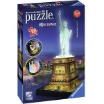 Ravensburger Puzzle Freiheitsstatue bei Nacht (12596) um 19,99 €