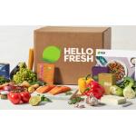 HelloFresh – 50 € Rabatt aufgeteilt auf die ersten 3 Boxen