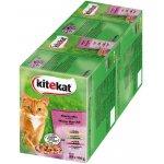 48x Kitekat Katzenfutter Markt-Mix in Gelee 100g ab 6,76 € statt 9,99 €
