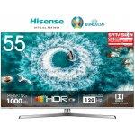 Hisense H55U8B 55″ 4K Smart-TV inkl. Versand um 599,99 € statt 717 €