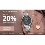 CHRIST Sale Special: 20 % Extra-Rabatt auf Uhren (bis 16.01.)