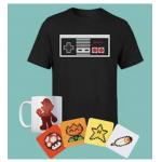 Nintendo Bundle (T-Shirt, Tasse & Untersetzer) um 16,99 € statt 38,97 €