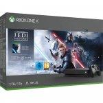 Xbox One X + 1TB Star Wars Jedi: Fallen Order um 271,26€ statt 302€