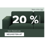 Home24 – 20% Rabatt auf Neuheiten (ab 150 € Bestellwert)