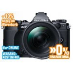 Olympus E-M5 Mark II Systemkamera + 12-40mm Objektiv um 899,10 €