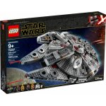 LEGO Star Wars Millennium Falcon (75257) um 99 € statt 131,94 €