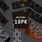 Mystery Geek Socken (10 Paar) inkl. Versand um 16,48 € statt 34,99 €