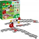 Lego Duplo Eisenbahn Schienen (10882) um 13,46 € statt 19,94 €