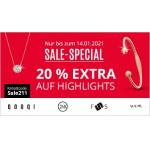 CHRIST Sale Special: 20 % Extra-Rabatt auf alle reduzierten Produkte