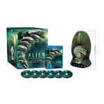 Alien 1-6 Special-Edition mit Alien-Ei-Figur um 76,25 € statt 151,25 €