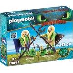 Playmobil Dragons Raffnuss und Taffnuss + Fluganzug um 5,40 € statt 11 €