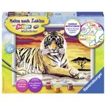 Malen nach Zahlen Majestätischer Tiger (28303) um 11,35 € statt 16,99 €