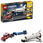 LEGO Creator 3in1 – Transporter für Space Shuttle um 15,69 €